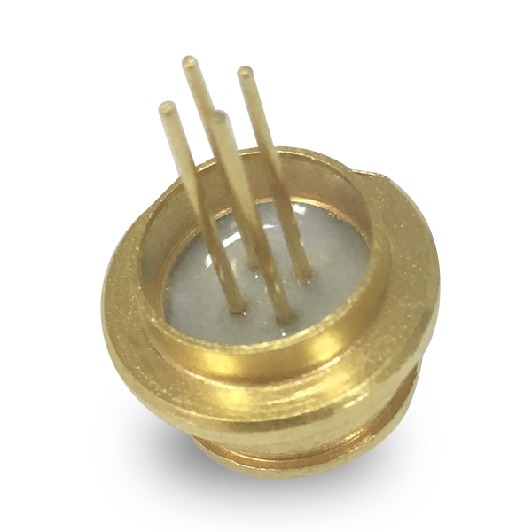 4 pins Glass Connector